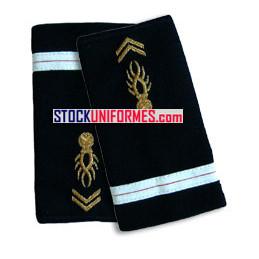 Adjudant gendarmerie mobile fourreaux souples
