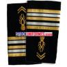 Lieutenant-Colonel gendarmerie mobile fourreaux souples