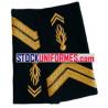 Gendarme mobile fourreaux d'épaules rigides