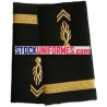 Sous-Lieutenant gendarmerie mobile fourreaux rigides