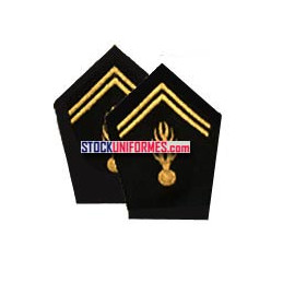 Grenades de col par paire pour manteau gendarmerie mobile
