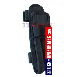 Porte bâton télescopique vertical ou horizontal