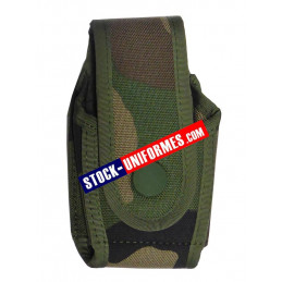 Porte menottes camouflage...