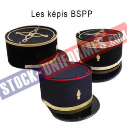 Képis Pompiers de Paris BSPP