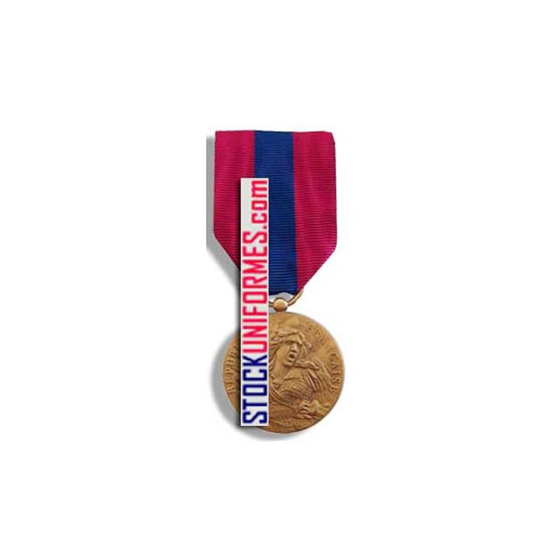 Médaille ordonnance Défense Nationale bronze