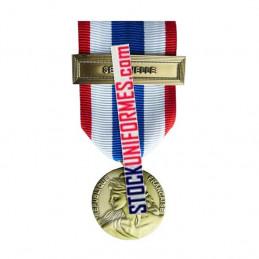 Médaille Protection Militaire du Territoire agrafe Sentinelle