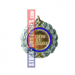 verso - Médaille ordonnance Militaire