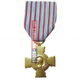 Croix du combattant médaille ordonnance
