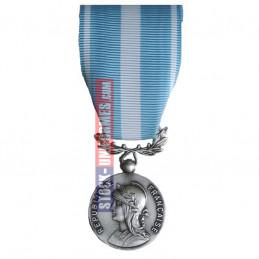 Outre-Mer médaille ordonnance