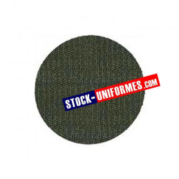 Velcro kaki préformé - forme ronde