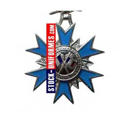 VERSO - Médaille ordonnance Ordre National du Mérite Chevalier - ONM