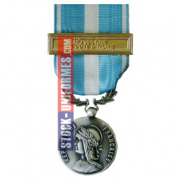 Outre-Mer médaille ordonnance agrafe République de Côte d'Ivoire