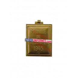 verso - Médaille ordonnance de l'Aéronautique