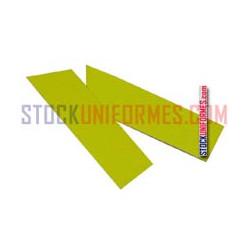 Kit de signalisation jaune Sous-Officier pour casque F1 Sapeurs-Pompiers