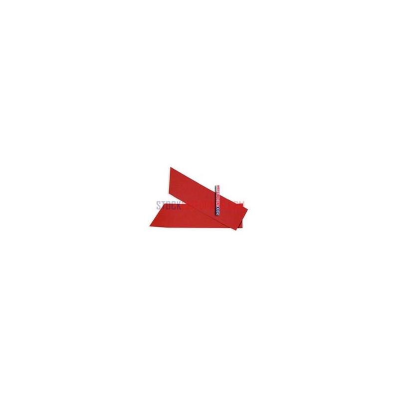 Kit de signalisation rouge Homme du rang pour casque F1 Sapeurs-Pompiers