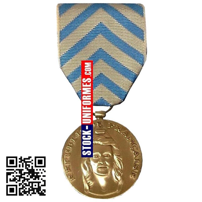Médaille Reconnaissance de la Nation - TRN agrafe en option