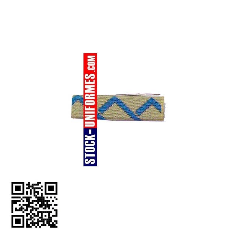 Barrette Reconnaissance de la Nation - TRN agrafe en option