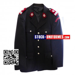 Vareuse infirmier pompier 1re Classe