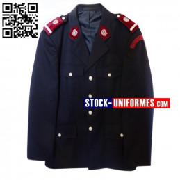 Vareuse infirmier pompier 2e Classe