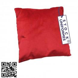 Coussin velours Rouge pour remise de médaille - 30 cm-30 cm