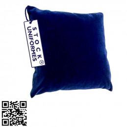 Coussin velours Bleu pour remise de médaille - 30 cm-30 cm