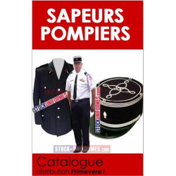 Catalogue d'articles Pompiers