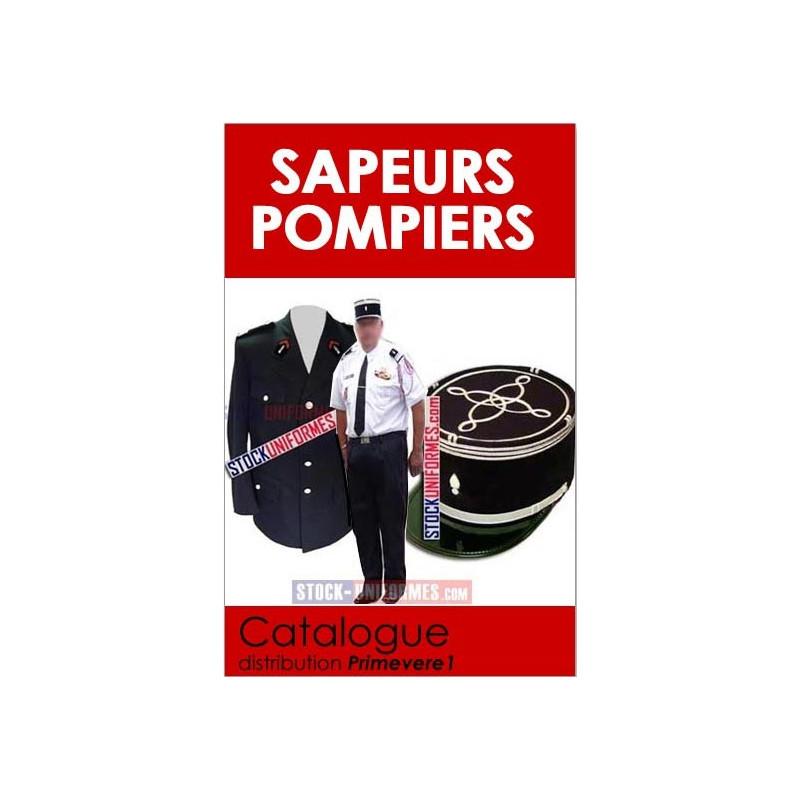 Catalogue d'articles Pompiers