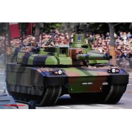 CUIRASSIER - char Leclerq - 14 juillet