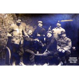 souvenir de la grande guerre 1914