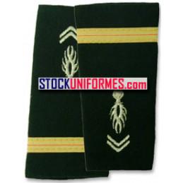 Adjudant gendarmerie fourreaux souples