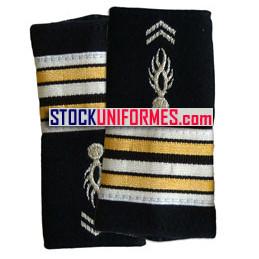 Lieutenant-Colonel gendarmerie départementale fourreaux souples