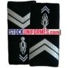 Gendarme départemental fourreaux d'épaules rigides