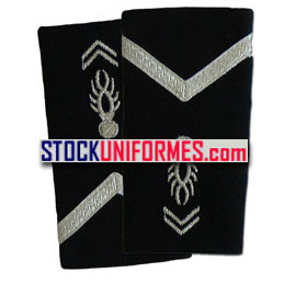 Sous-Contrat gendarmerie départementale fourreaux d'épaules souples