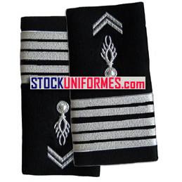 Colonel gendarmerie départementale fourreaux rigides