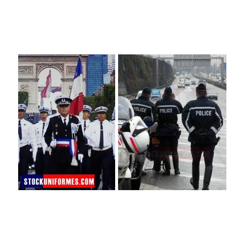 Police Nationale calot galons