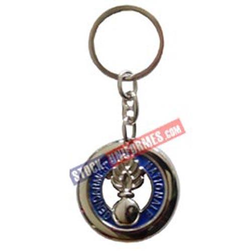 Porte clé gendarmerie