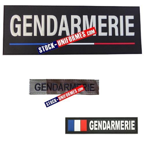 Bande patronyme Gendarmerie