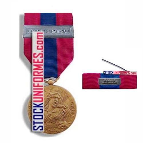Médaille Défense Nationale Bronze | boutique stockuniformes.com