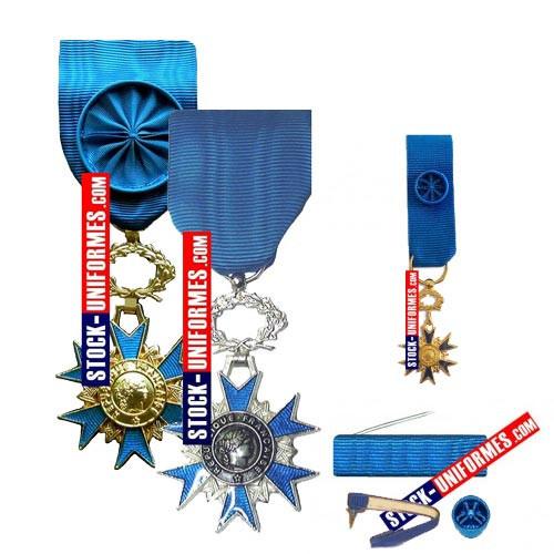 Médaille Ordre National du mérite