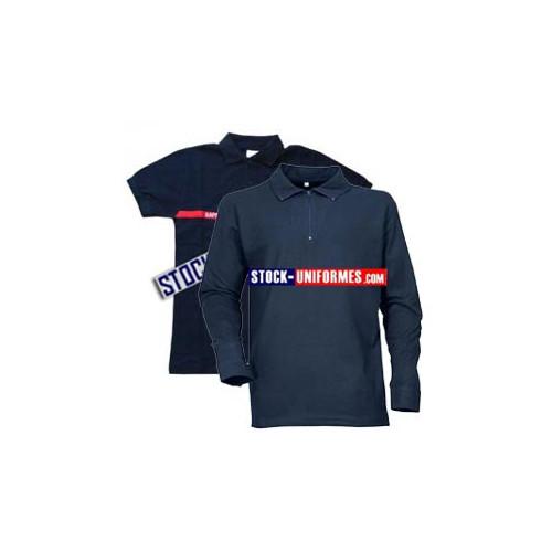 Tee-shirt - POLO-SWET pompier