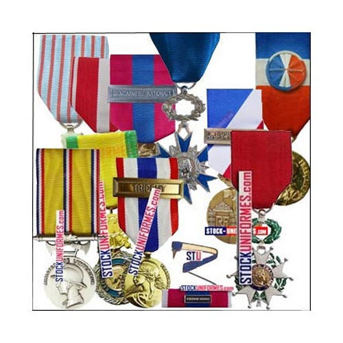 MEDAILLE DECORATIONS - CATALOGUE 1