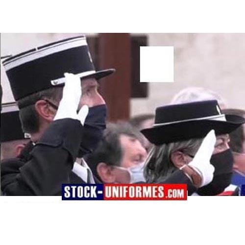 Gendarmerie uniforme de cérémonie