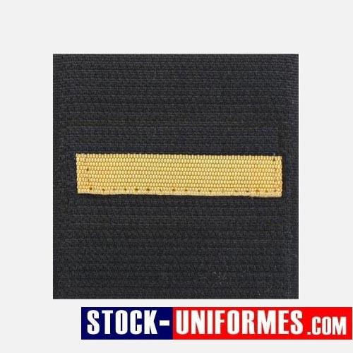 Sous-Lieutenant gendarmerie mobile képi galons