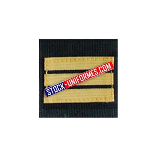 Capitaine gendarmerie mobile et garde républicaine képi galons
