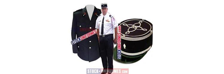 uniforme pompier