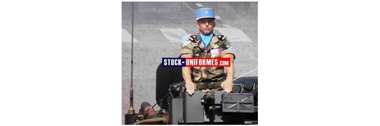 Uniforme képi galon militaire